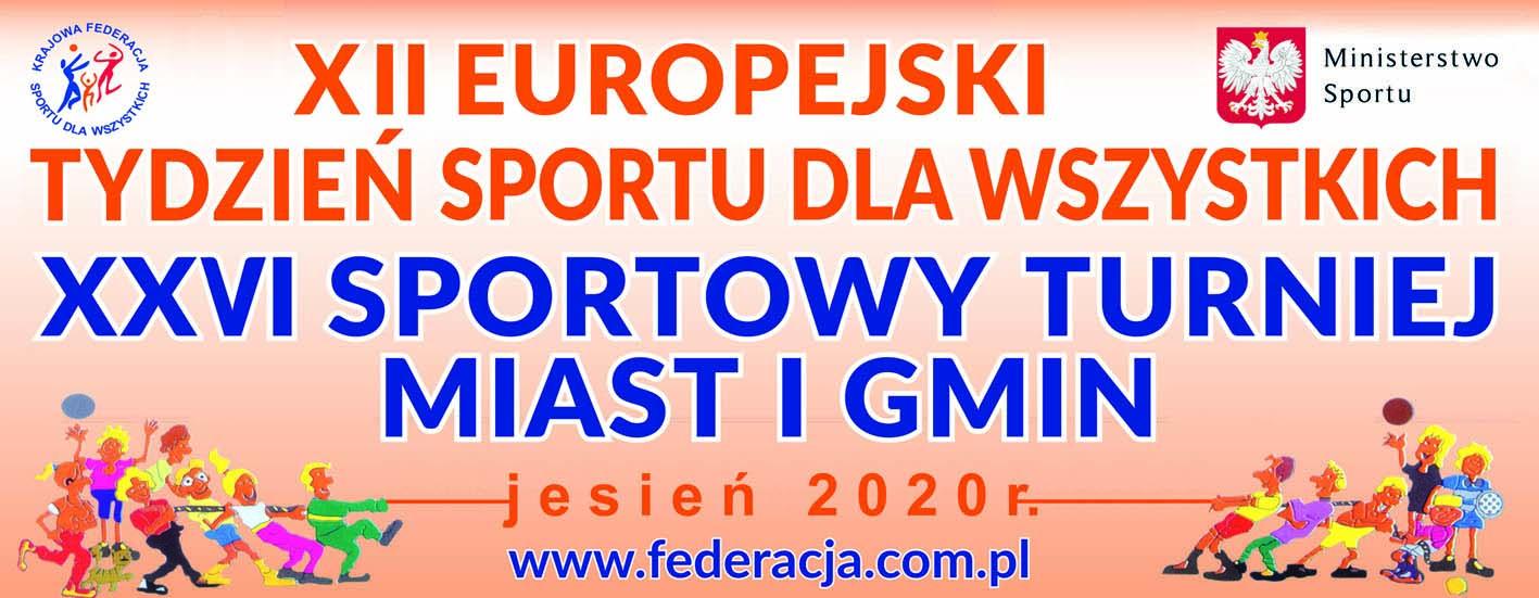 XII Europejski Tydzień Sportu dla Wszystkich