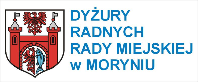 Dyżury Radnych Rady Miejskiej w Moryniu